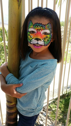 san diego face painting