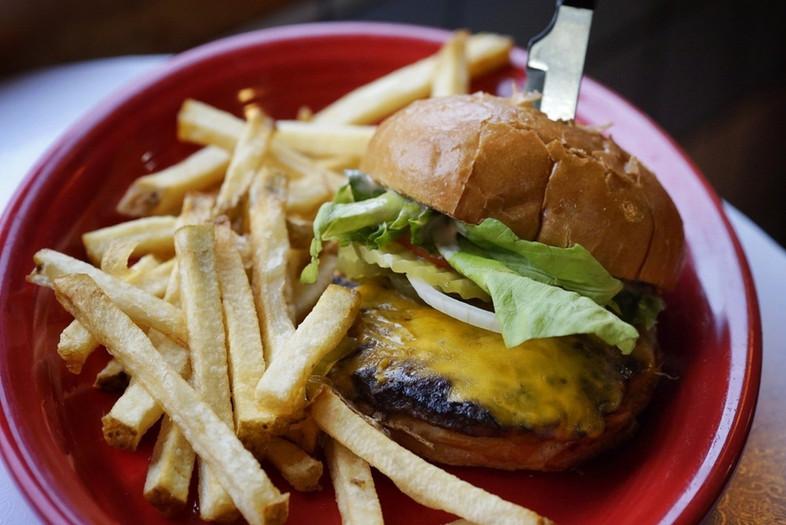 The Mad Burger