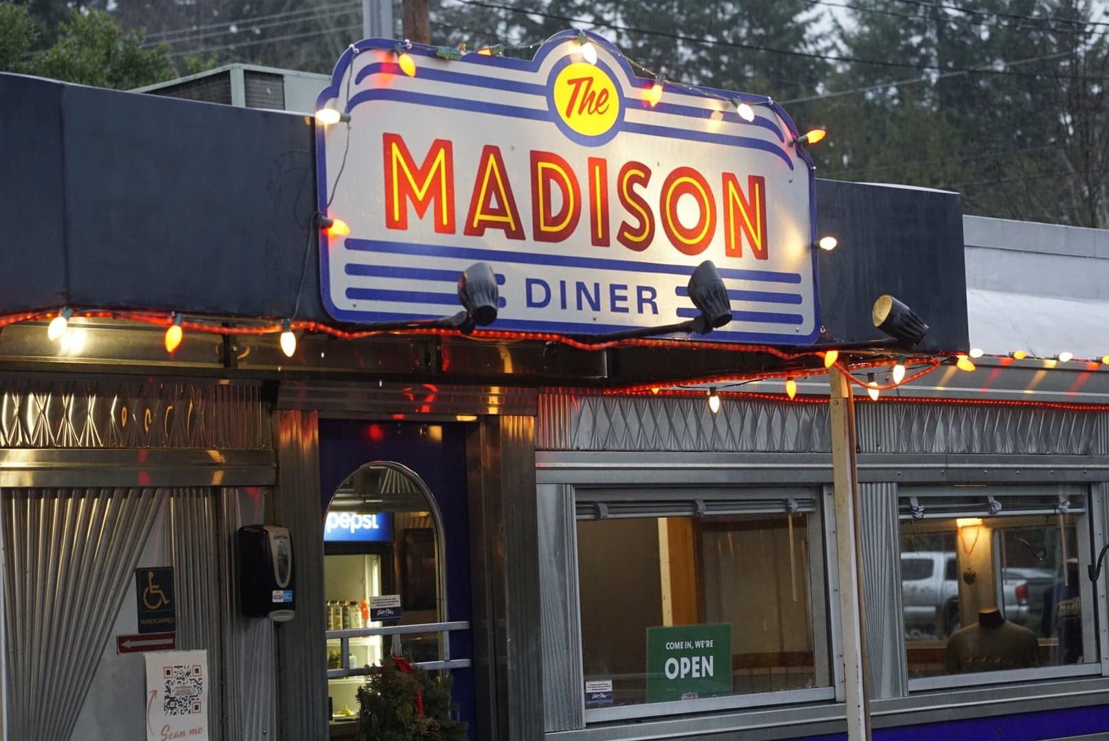 Bainbridge Islands Authentic Diner