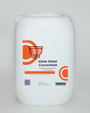 Udder Shield Concentrate Nutrochem product