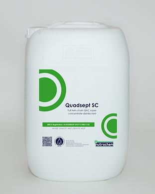 Quadsept SC Nutrochem product