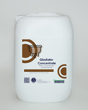 Gladiator Concentrate Nutrochem product