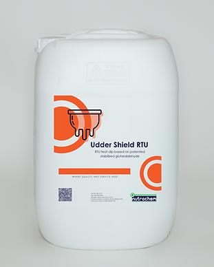 Udder Shield RTU Nutrochem product