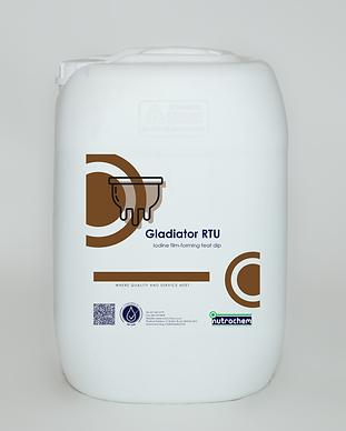 Gladiator RTU Nutrochem product