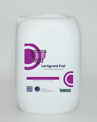 Lactiguard Post Nutrochem product