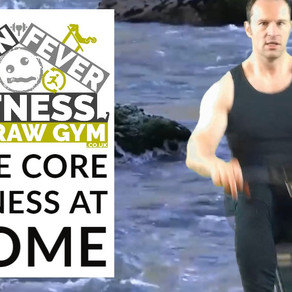 Cabin Fever Fitness - core workout. no fitness kit needed