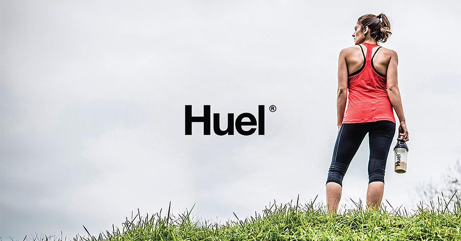 Huel and The Raw Gym for super fitness ballymena NI
