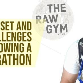 Mindset & challenges of rowing a marathon