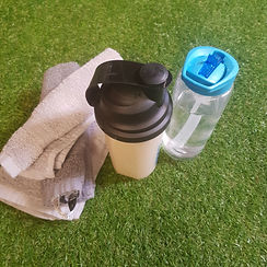 towel protein water