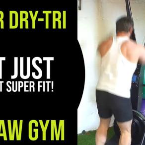 Indoor Dry Triathlon at The Raw Gym Ballymena