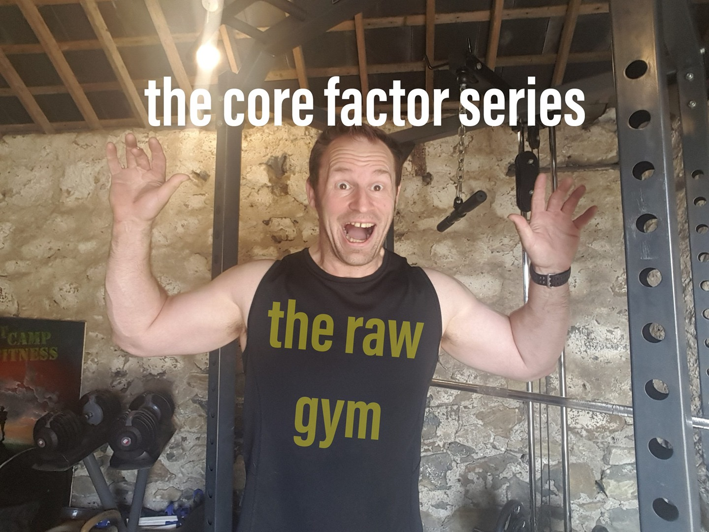 The Core Factor Series - Pistol Pull by The Raw Gym Ballymena