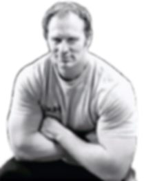 Mark McIntyre The Raw Gym Ballymena