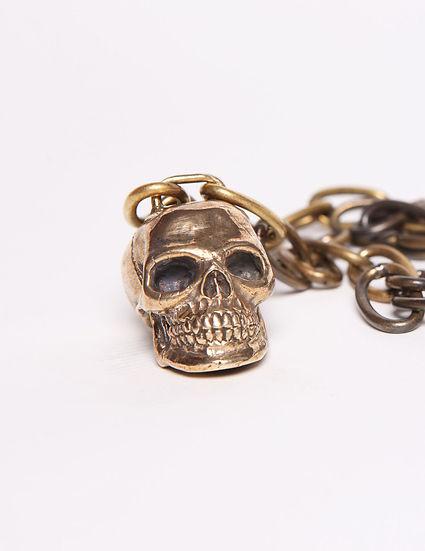 Large Skull Pendant