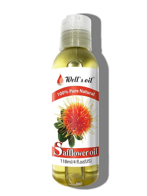Well's Safflower Oil 4oz