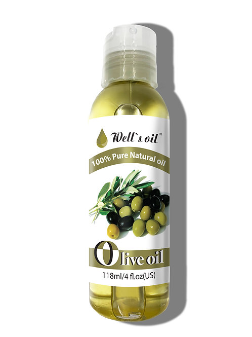 NO402_100% Pure Olive Oil 4oz