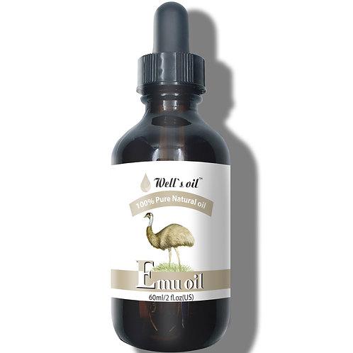 NO202_100% Pure Emu Oil 2oz