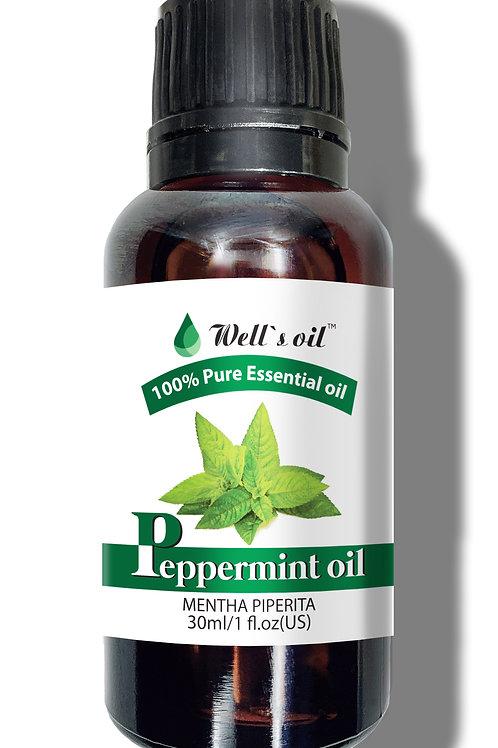 WE01_Essential Oil Peppermint 1oz
