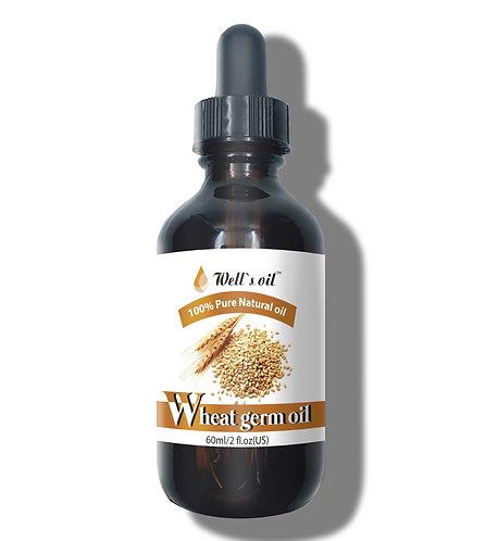 Well's Wheat Germ Oil 2oz