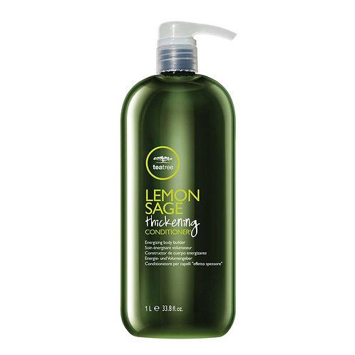 PM086-L_Lemon Sage Thickening Shampoo 33.8oz