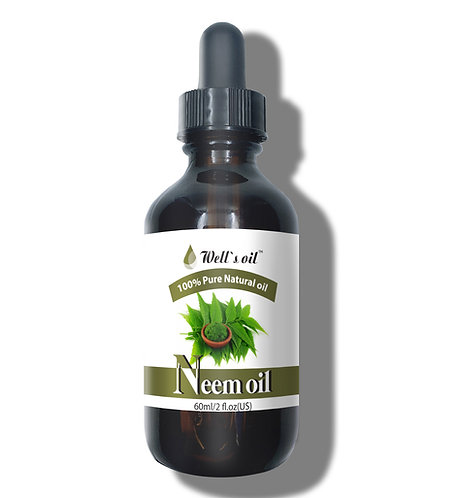 Well's Neem Oil 2oz