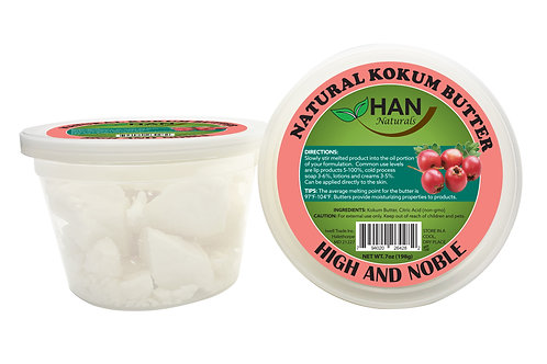 HN106_Natural Kokum Butter 7oz