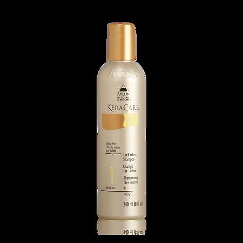 KC501SF_1st Lather Shampoo - Sulfate Free 8oz