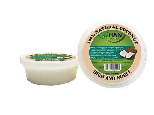 HN107_Natural Coconut Butter 7oz