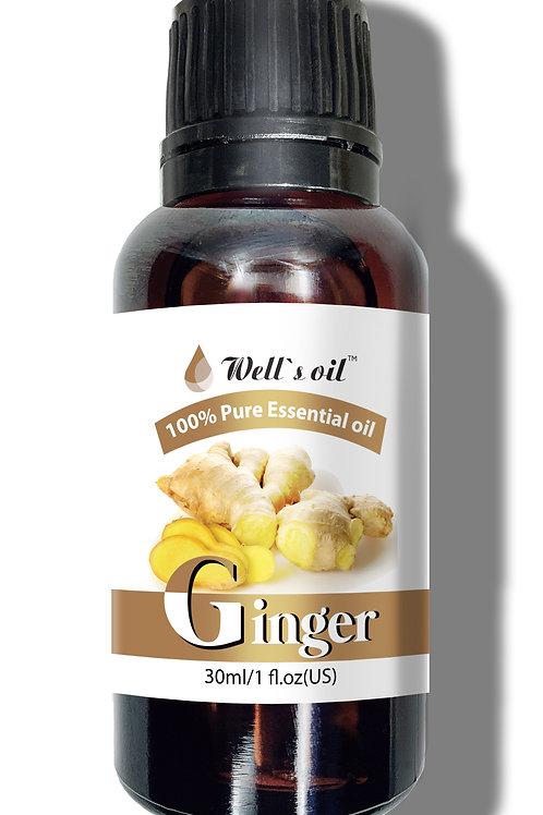 WE14_Essential Oil Ginger 1oz