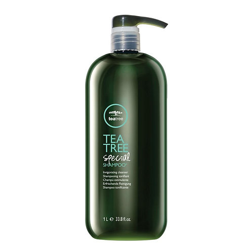 PM072-L_Tea Tree Special Shampoo 33.8oz