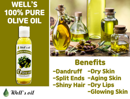 Olive Oil Benefits!