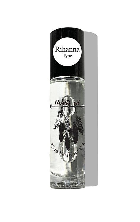 Well's Roll-On Body Oil (Rihanna)