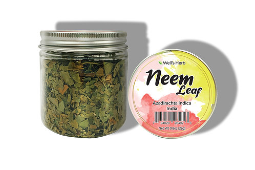 WH01_Well's Herb Neem Net 0.8oz