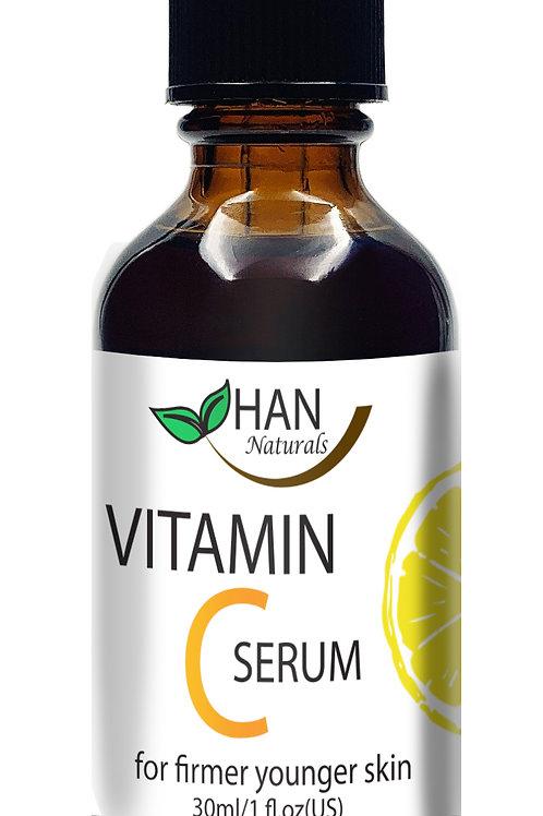 VC01_HAN Naturals Vitamin C Serum 1oz (6pc/pack)