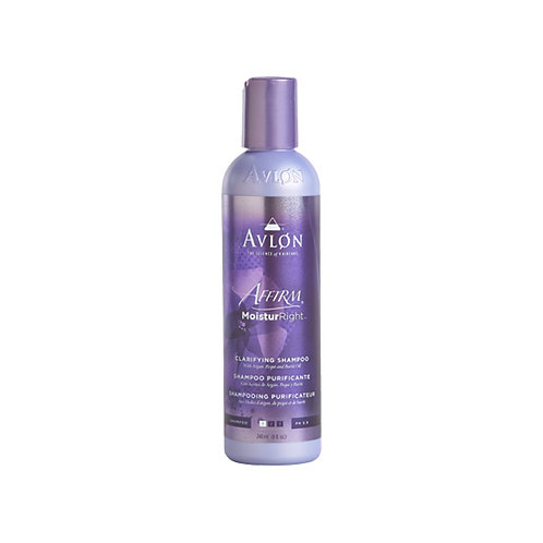 AF701_MoistureRight Clarifying Shampoo 8oz