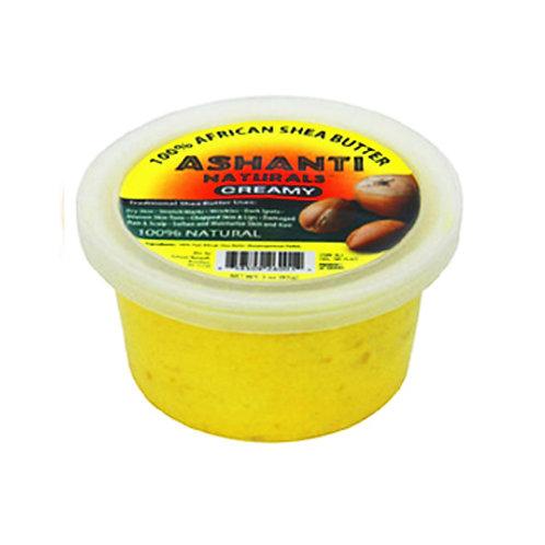 AN905-100%SheaButter Yellow Soft/Creamy 3oz(24/cs)