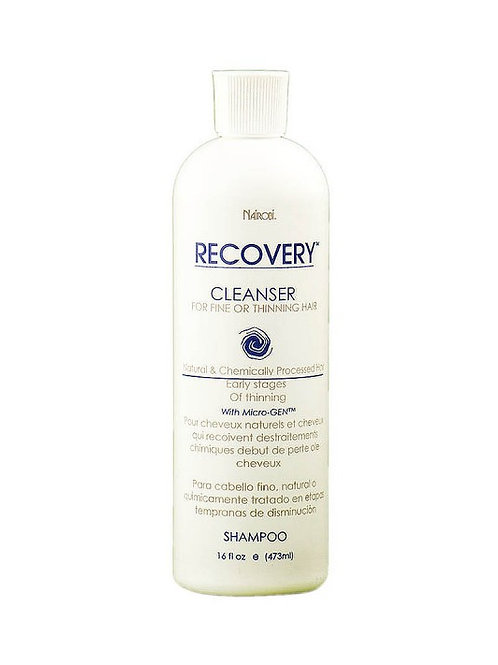 N427_Recovery Cleanser Shampoo 16oz
