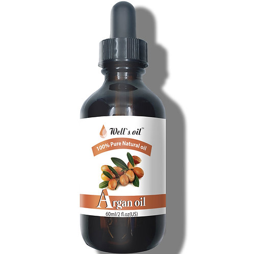NO203_100% Pure Argan Oil 2oz