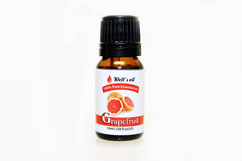 Grape Fruit Oil 10ml