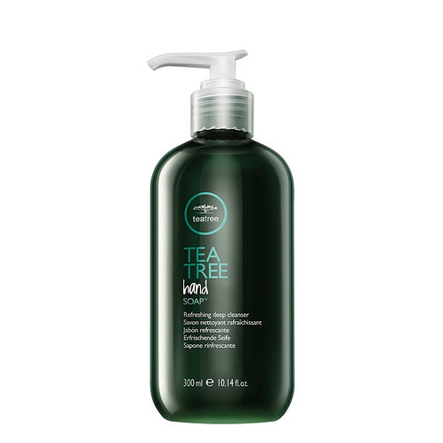 PM082_Tea Tree Hand Soap 10.14oz