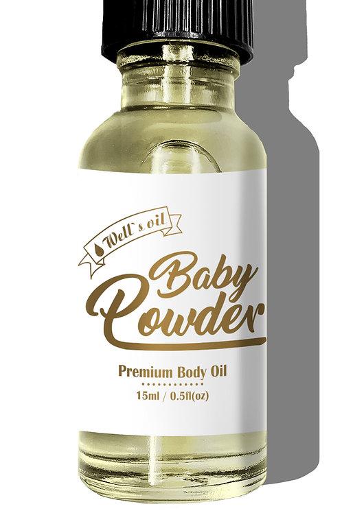 BO01_Baby Powder 1/2oz 6pc ($2.00 each)