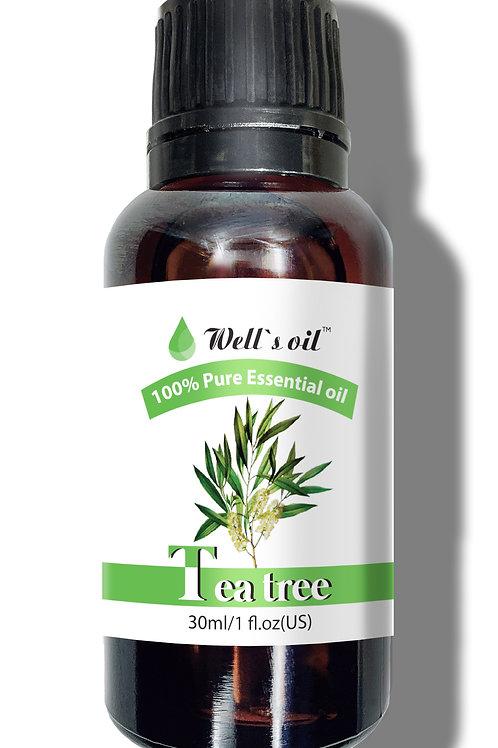 WE02_Essential Oil Tea Tree 1oz