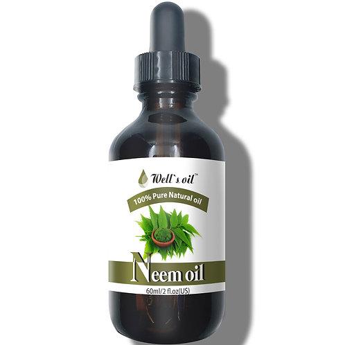 NO209_100% Pure Neem Oil 2oz