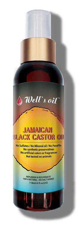 Jamaican Black Castor Spray