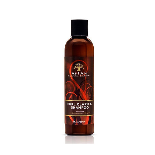 AS801_Curl Clarity Shampoo 8oz
