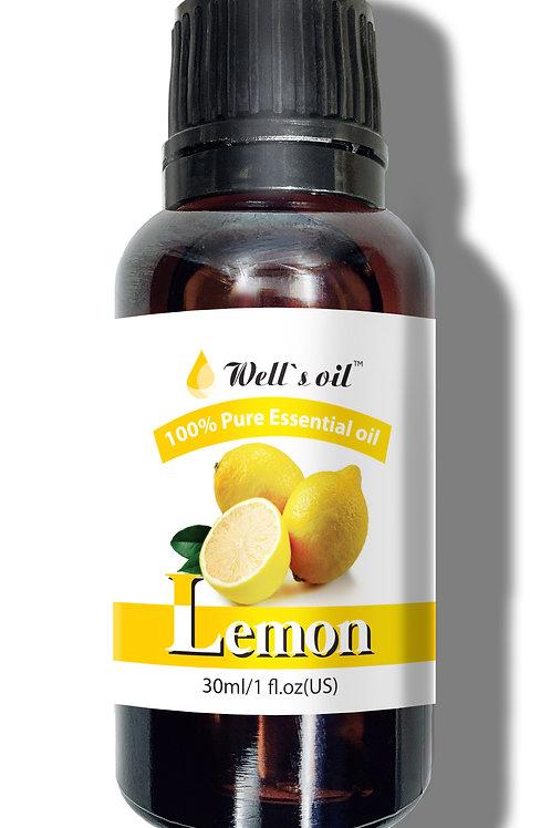 WE09_Essential Oil Lemon 1oz
