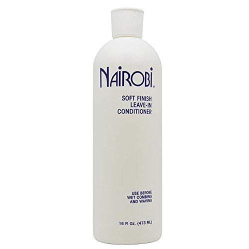 N405L_Soft Finish Leave In Conditioner 16oz