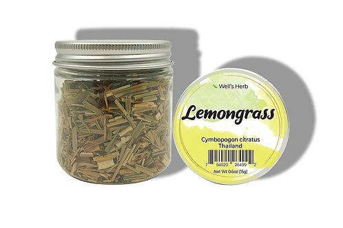 WH14_Well's Herb Lemongrass Net 0.8oz