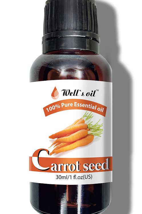 WE15_Essential Oil Carrot Seed 1oz