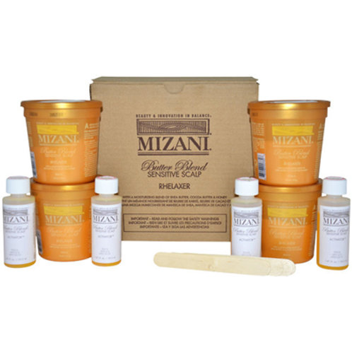 M245_Butter Blend Relaxer Sensitive Scalp Kit