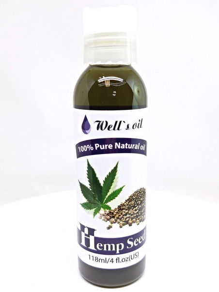 Benefit of Hemp Seed Oil!